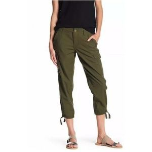 JAG Jeans Austin Drawstring Ankle Cargo Pant - NWT
